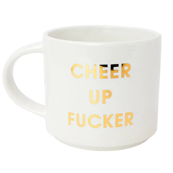 Welcome to the Shitshow Jumbo Stackable Mug by Chez Gagné