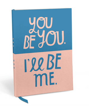 Lisa Congdon You Be You Journal by Emily McDowell & Friends