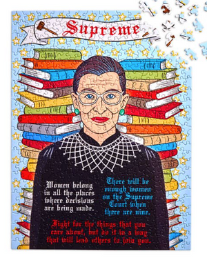 RBG Puzzle by The Found