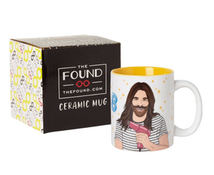 Coffee Mug: Jonathan Van Ness by The Found