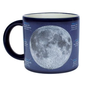 Moon Mug by Unemployed Philosophers Guild