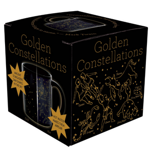 Golden Constellations Mug by Unemployed Philosophers Guild