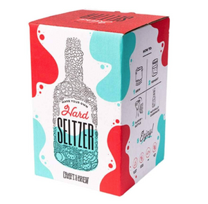 Hard Seltzer Kit by Craft a Brew