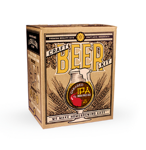 Oak Aged IPA Brewing Kit by Craft a Brew