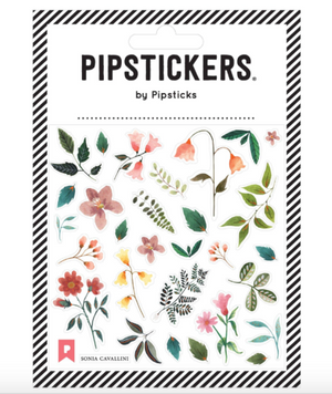 Flowers by Sonia Cavallini by Pipsticks