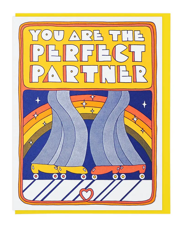 You Are The Perfect Partner by Lucky Horse Press