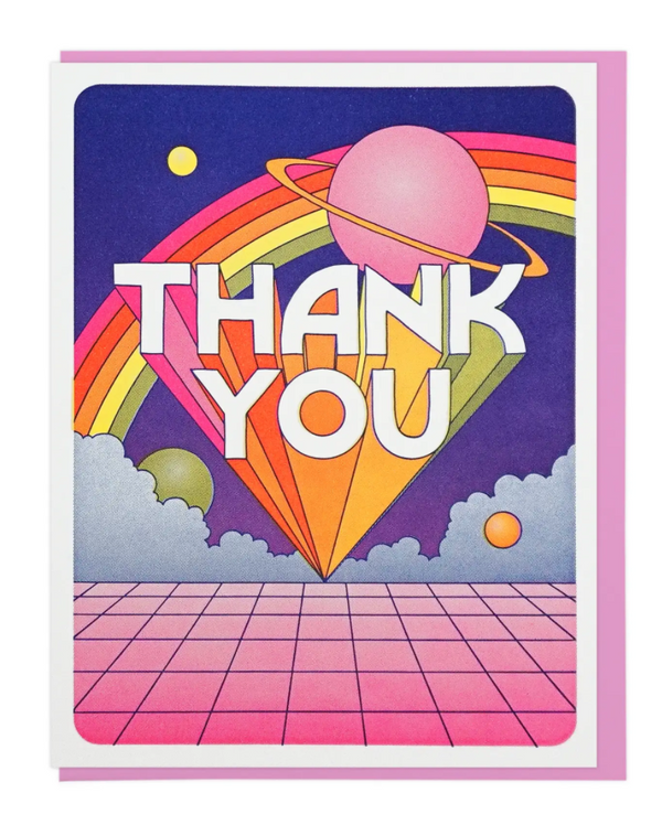 Thank You Universe by Lucky Horse Press