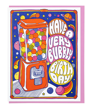 Bubbly Birthday by Lucky Horse Press