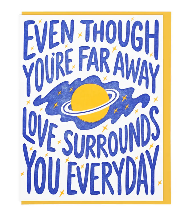Love Surrounds You by Lucky Horse Press