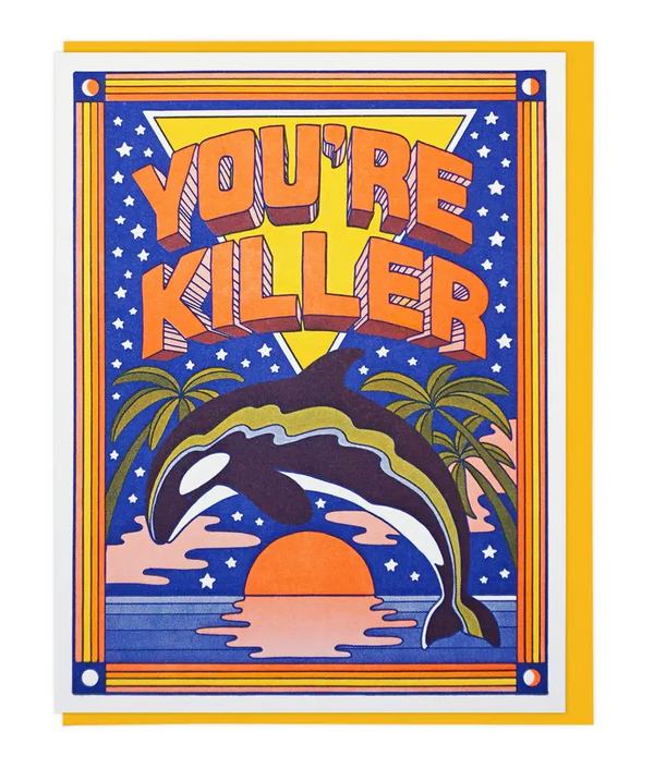 You're Killer by Lucky Horse Press