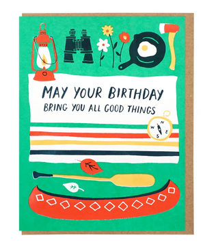All Good Things Birthday by Lucky Horse Press
