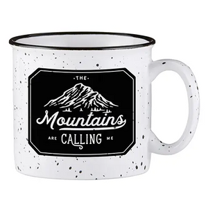 Mountains Mug by CB Designs