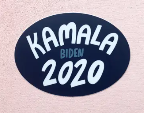 Kamala (& Biden) 2020 Sticker by Craft Boner