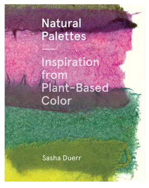 Natural Palettes, Inspiration from Plant-Based Color