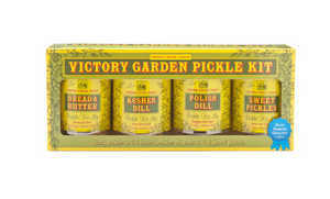 Victory Garden Pickle Kit