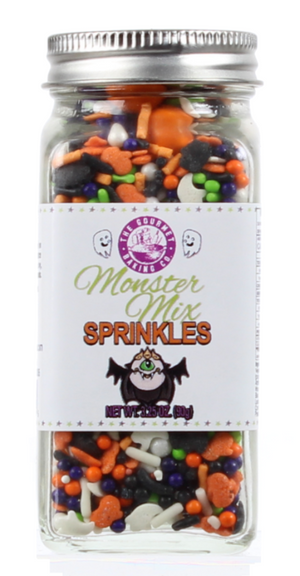 Monster Mix Whimsical Sprinkles