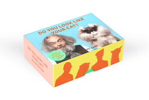 Do You Look Like Your Cat? Match Cats With Their Humans: A Memory Game