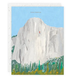 Free Solo Card by Seedlings