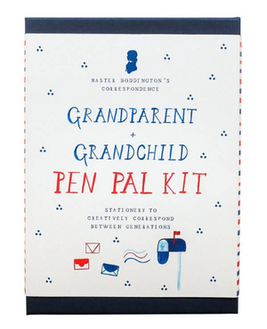Grandparent + Grandchild Pen Pal Kit by Mr. Boddington's Studio