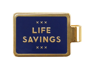 Live Savings Money Clip