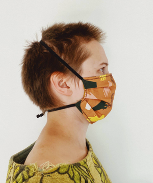 Adult Cloth Face Mask - Spice Rack by Vermont Tribe