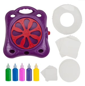 Spin & Paint Art Machine Kit