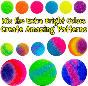 Magic Bouncy Balls - Create Your Own Craft Kit