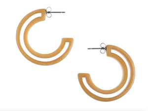 Stella Hoops by Faire Collection