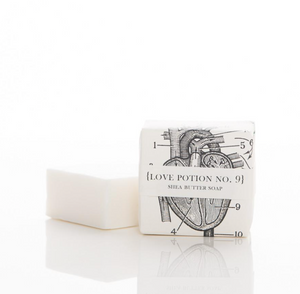 Love Potion No. 9 Petite Shea Butter Soap by Formulary 55