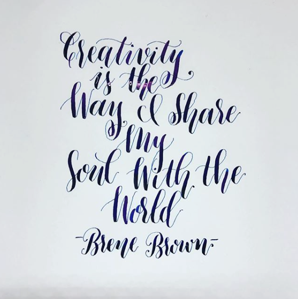 Modern Calligraphy for Beginners - February 2019 Workshop
