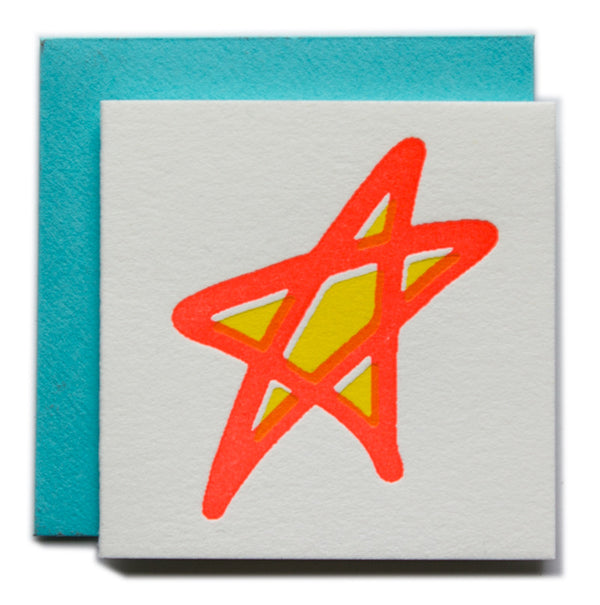 Star Tiny Card