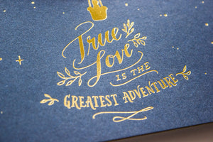True Love is the Greatest Adventure! Deluxe Edition