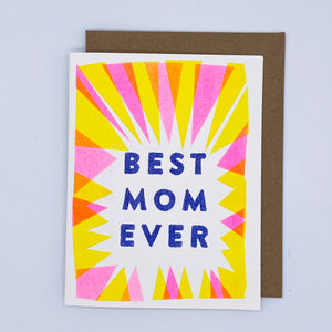 Best Mom Ever! by Loteria Press