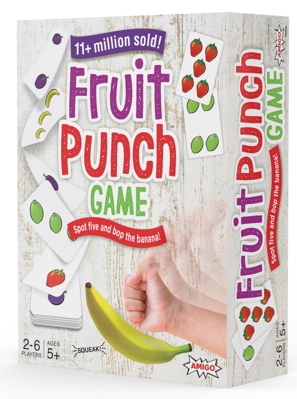 Fruit Punch – Spot Five and Bop the Banana by AMIGO Games