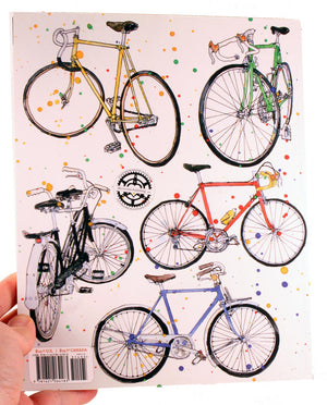 The Classic Bicycle Coloring Book by Taliah Lempert