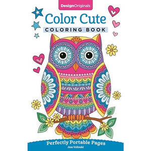 Coloring Cute Coloring Book