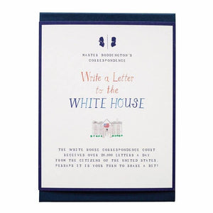 Mr. Boddington's Studio - White House Letter Writing Kit