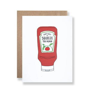 Can't Wait to Squeeze You Card by Hartland Brooklyn