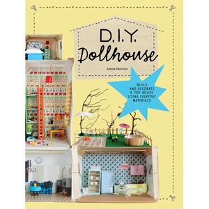 DIY Dollhouse Book
