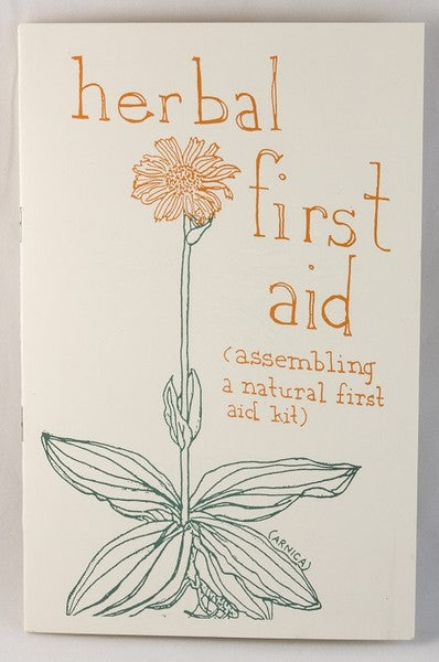 Herbal First Aid by Raleigh Briggs