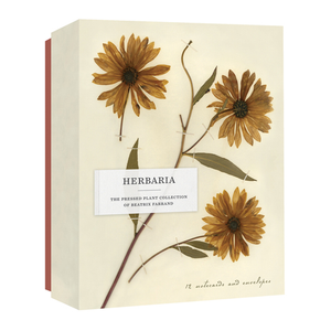 Herbaria: The Pressed Plant Collection of Beatrix Farrand