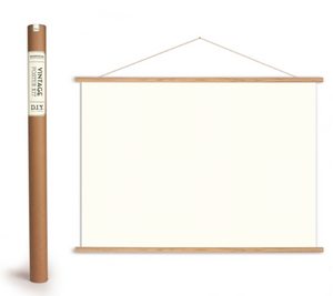Poster Hanging Kit - Horizontal