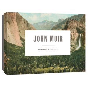 John Muir Notecards Box Set