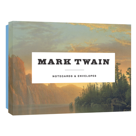 Mark Twain Notecards Box Set