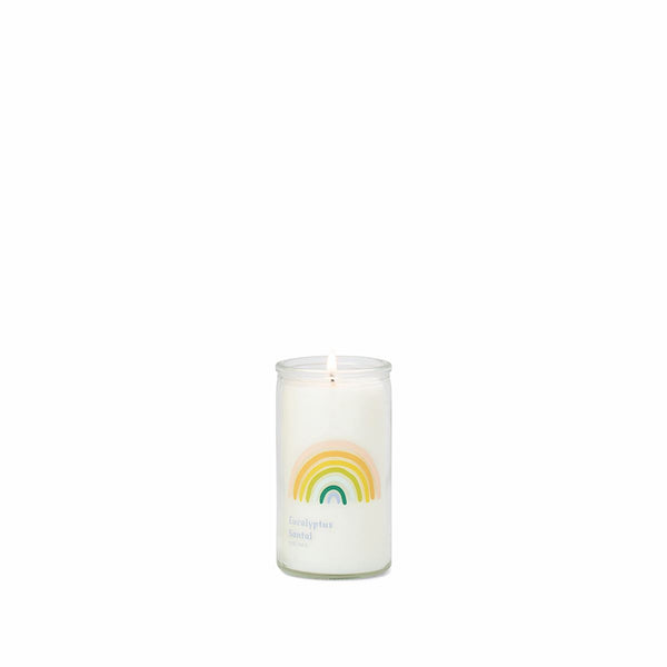 RAINBOW CANDLE - Eucalyptus Santal