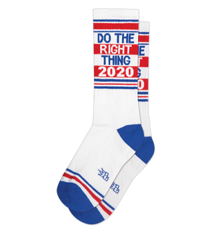 DO THE RIGHT THING 2020 SOCKS