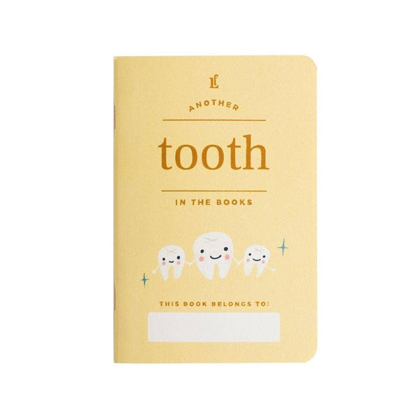 Tooth Journal Kids Passport