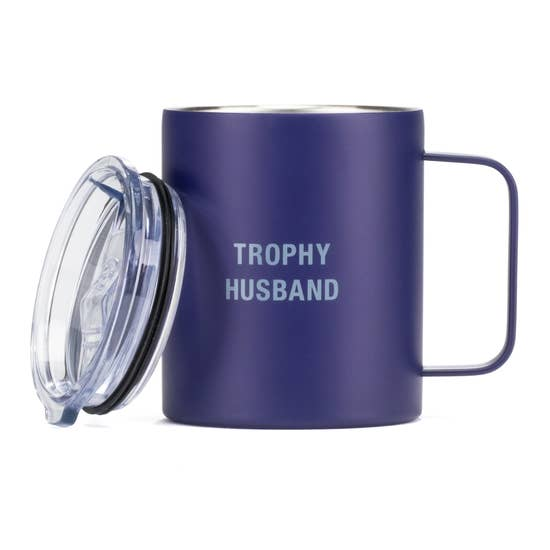 Trophy Husband Insulated Mug
