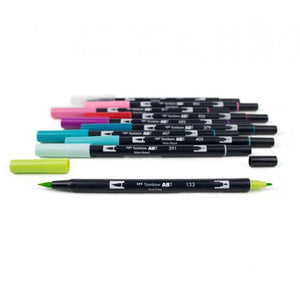 Tombow Dual Brush Pen Set - TROPICAL