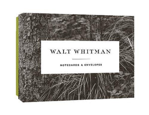 Walt Whitman Stationery Box Set